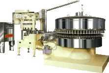自動填充封罐機-罐頭機械