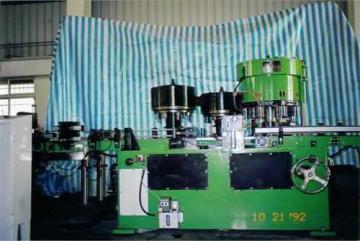 A3928H自动反边加强环综合机/饮料包装机械