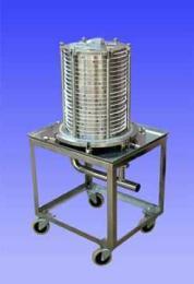 层叠式活性碳过滤器