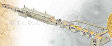 1000型优质饼干机械生产线