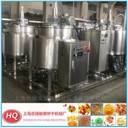 HQTG-150~600多功能硬糖软糖太妃糖浇注流水线