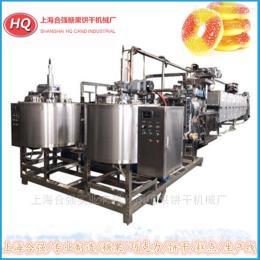 HQ-GDQ150供应型软糖、淀粉、卡拉胶、QQ糖浇注机械