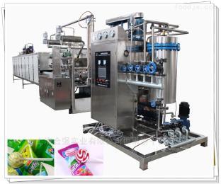糖果机械/连续真空薄膜熬糖机/糖果生产线/糖果夹心机