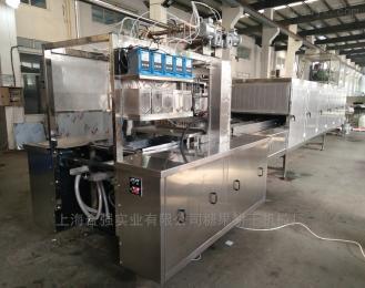 HQ-150~600多功能糖果生产线 明胶软糖浇注生产线 双排糖果设备