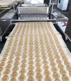 HQ-650饼干糕点加工设备,曲奇饼干成型机,大中型全自动曲奇饼干生产线