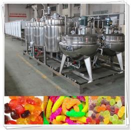 糖果浇注 硬糖、软糖、明胶糖设备 糖果机械