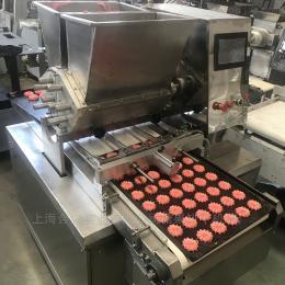 全自动双色曲奇机 八芯棍曲奇饼干机 双色曲奇蛋糕一体机 免费安装