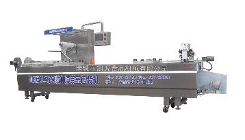 DRZ-520型連續拉伸膜充氣包裝機