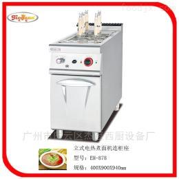 EH-878不銹鋼立式六頭電熱煮面爐