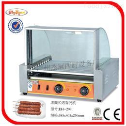 EH-209滚筒式烤香肠机/小吃
