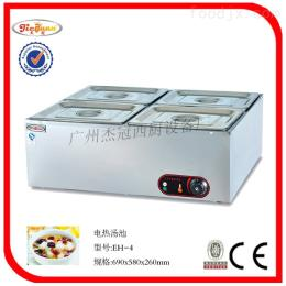 EH-4四盆电热汤池/保温池