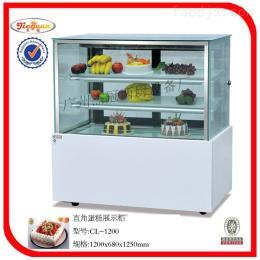 CL-1200日式三层三理石直角蛋糕柜/蛋糕柜