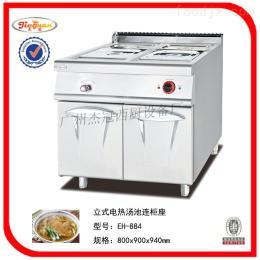 EH-884杰冠+立式汤池连柜座/暖汤炉/保温汤池/关东煮