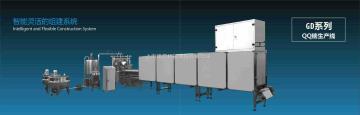 GD150全自动软糖生产线