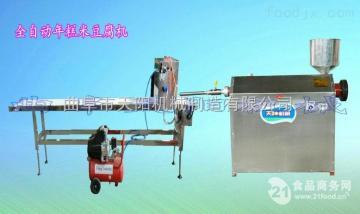 6FT-140Q自熟切断式米豆腐机组