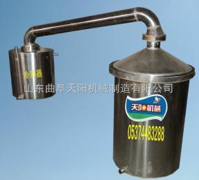TYJ-A玉米烧酒锅白酒设备