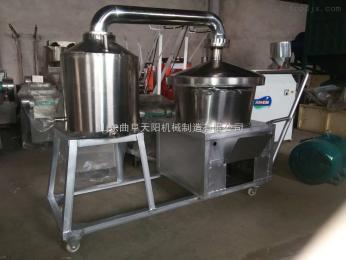 TYJ-80不锈钢型电气两用酿酒设备