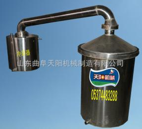 TYJ-A全白钢烧酒锅酿酒设备