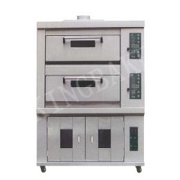 KN204P商用烤箱上烤下醒烤炉