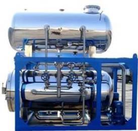 手動型雙層全水浴式高溫高壓調理殺菌釜