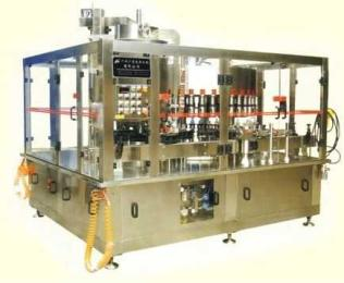 GXF系列灌裝旋蓋二聯體機