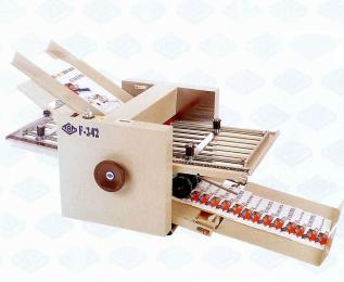 F-342電動折紙機