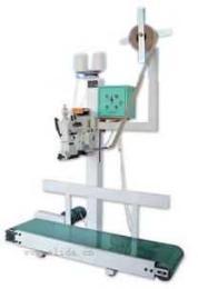 LFS1500带卷纸装置自动输送缝包机/流水线封包机/立式缝包输送机组
