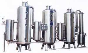 SJN-500B~8000Bzui新型三效节能浓缩器(能酒精回收)