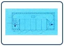 SG系列隧道式热风烘箱