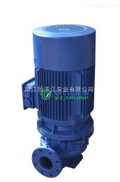 IHG立式单级单吸管道离心泵 热水泵 增压泵 化工泵 ISG65-200