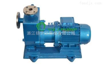 磁力泵原理:ZCQ型自吸式磁力泵