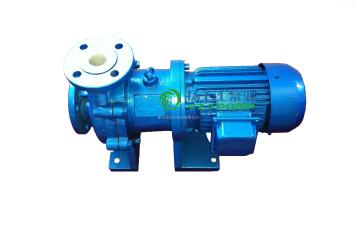 磁力泵原理:CQB-F型氟塑料磁力泵
