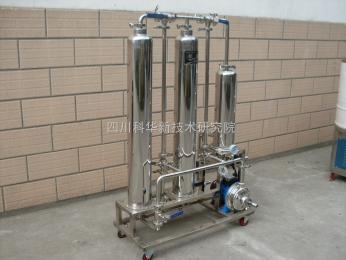 冲瓶水过滤设备