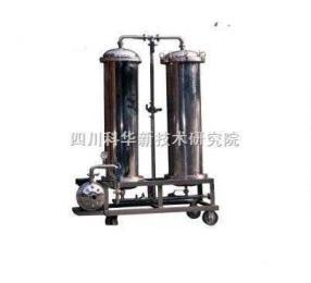 004甲醇、雜醇酒處理機