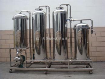 002復合型多功能保健酒處理機