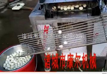 02鹌鹑蛋鸟蛋自动去壳机破壳机剥壳机脱壳机厂家直销