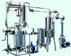 TNH系列小型多功能提取、浓缩、醇沉、回收机组