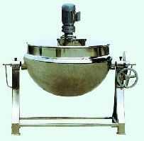 KQG系列可傾式球形夾層鍋