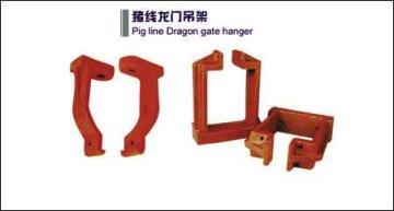 豬線龍門吊架