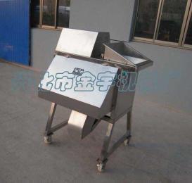 JY-Q350型蔬菜切丁机;切丁机;果蔬切丁机;蔬菜切片机;胡萝卜切丁机
