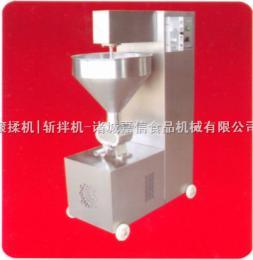 CG-I型泵浦机/调速齿轮灌肠机