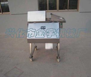 JY-Q350型切丁机;果蔬切丁机;大蒜切片机;多功能切菜机;生姜切片机