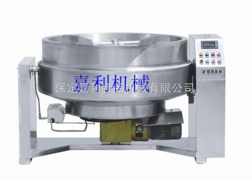 JL-XKJG-Q下攪拌可傾夾層鍋(燃氣)