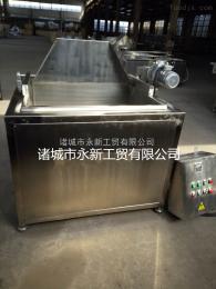 YX-1200导热油油炸机 全自动麻花油炸锅