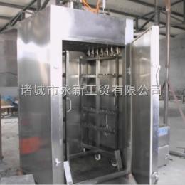 厂家直销腊肉香肠烟熏生产机械——全自动烟熏炉