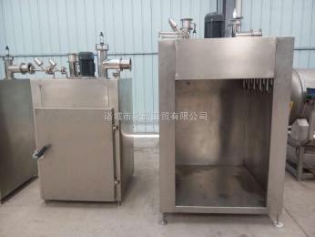 厂家供应各种肉类熟食烟熏设备——烟熏炉