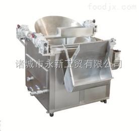 3000薯片油水混合油炸机/全自动油炸设备