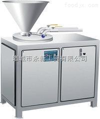 YG-302016山东新款液压全自动灌肠机烤肠灌肠机性价比好的灌肠机