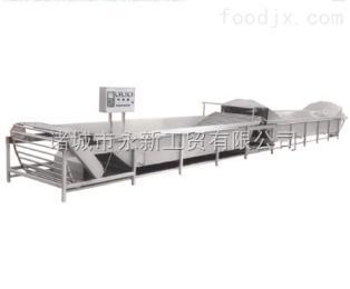 厂家供应食品杀菌设备吉林玉米清洗漂烫流水线漂烫机价格