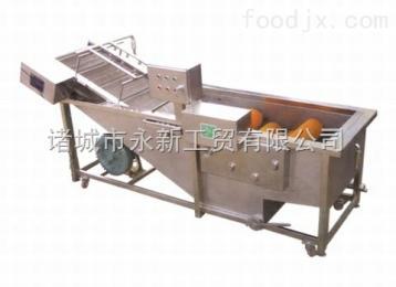 厂家大促销土豆气泡清洗机菠菜气泡漂选机